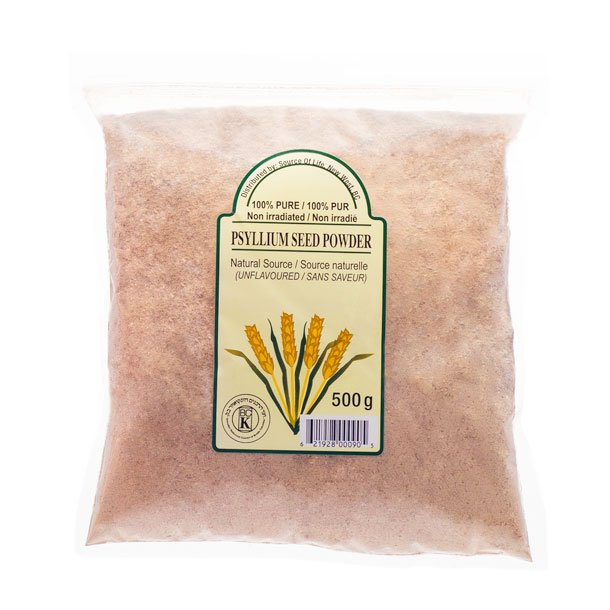 Psyllium Seed Powder Bag
